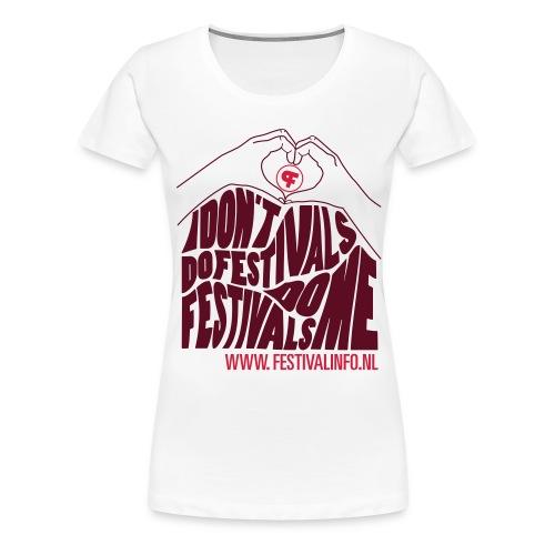 tshirt graphic042 - Vrouwen Premium T-shirt