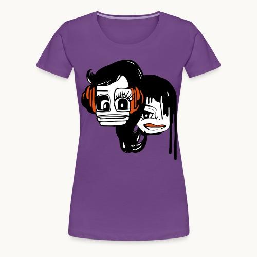 Anita and Kim - T-shirt Premium Femme
