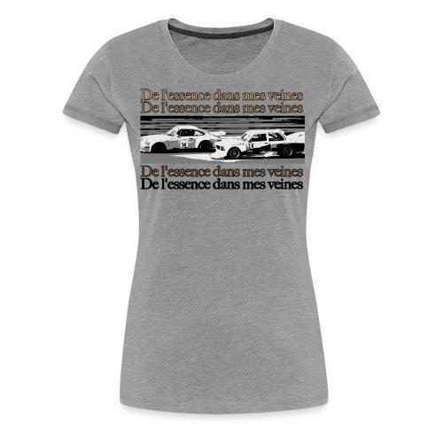 DLEDMV - Vintagerace#1 - T-shirt Premium Femme