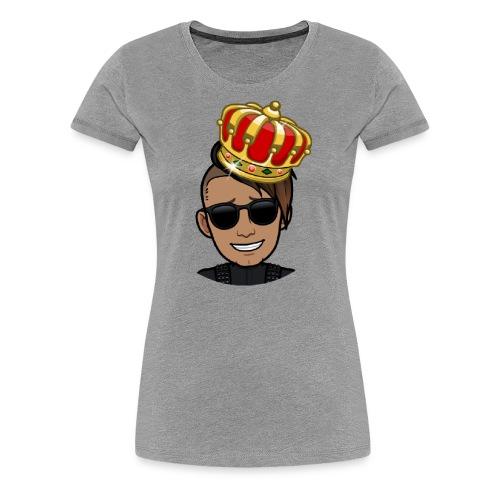 Hadi DK - Dame premium T-shirt