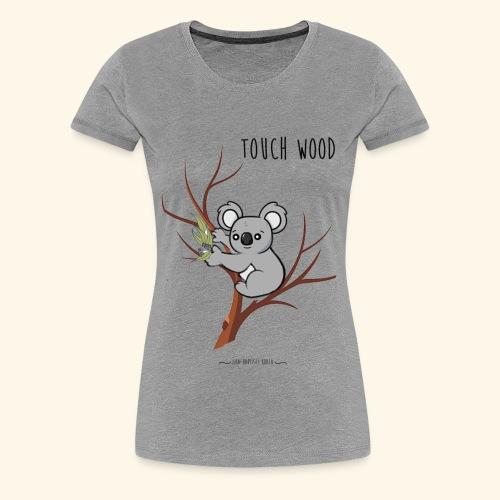 koala's tree - T-shirt Premium Femme