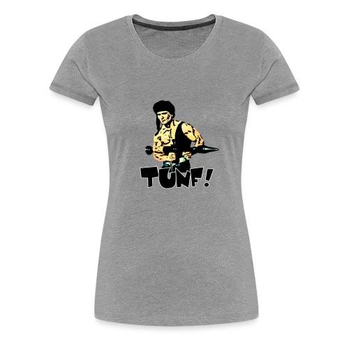 tunf - Maglietta Premium da donna