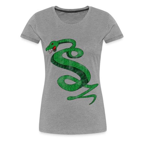 Tunnel Snakes - Women's Premium T-Shirt