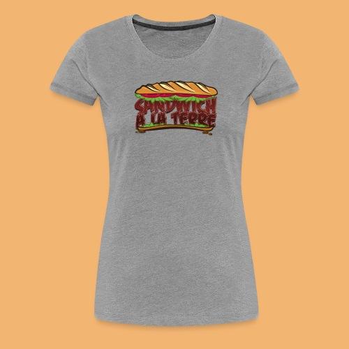 terre png - T-shirt Premium Femme