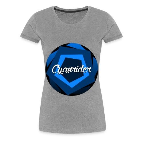 Cyanrider - Frauen Premium T-Shirt