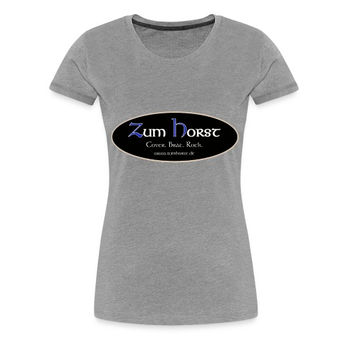 HorstLogo - Frauen Premium T-Shirt