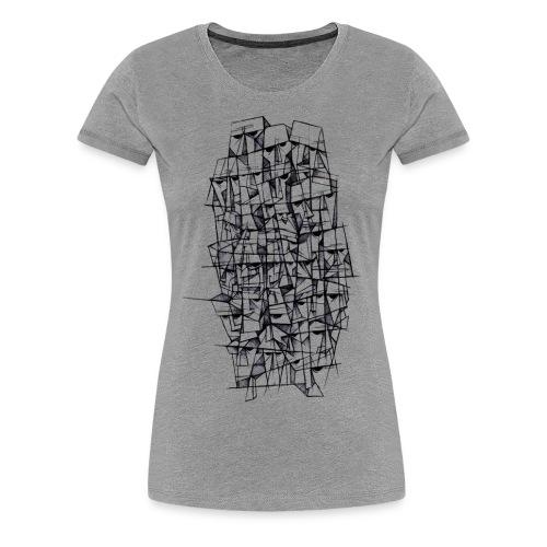 Heads - Women's Premium T-Shirt