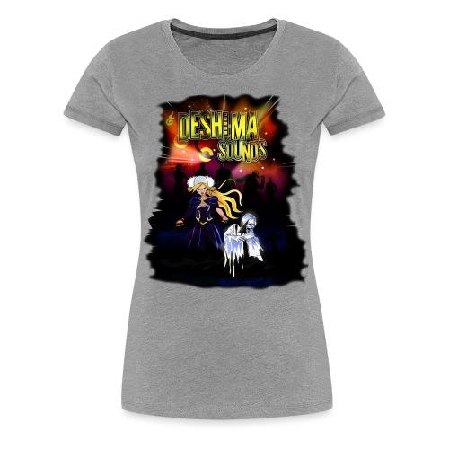 Animecon 2011 - Vrouwen Premium T-shirt