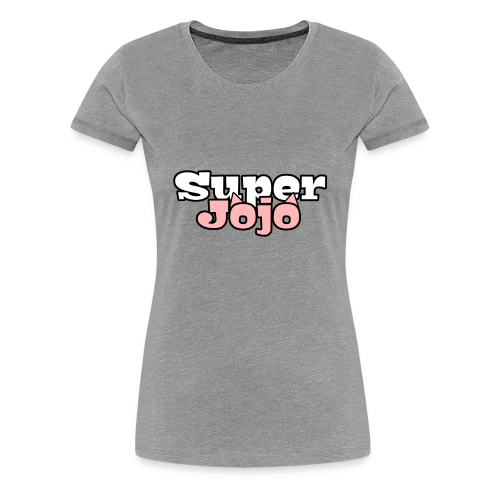 SuperJojo - Women's Premium T-Shirt