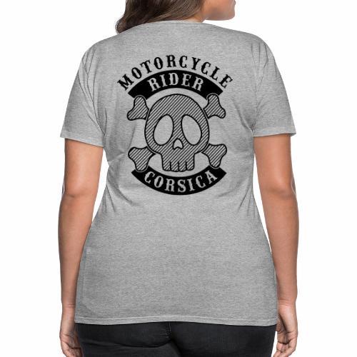 Motorcycle Rider Corsica - T-shirt Premium Femme