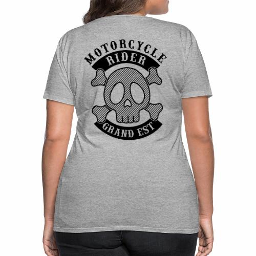 Motorcycle Rider Grand-Est - T-shirt Premium Femme