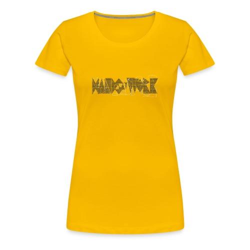 MOD art - Women's Premium T-Shirt