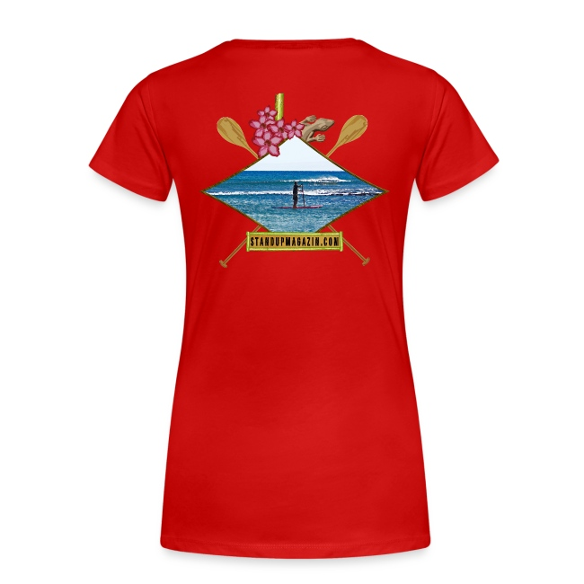 Tropical SUP T-Shirts