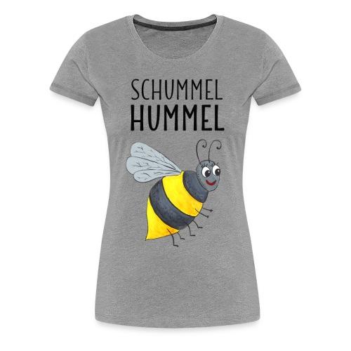 Chor_TShirt_Trude - Frauen Premium T-Shirt