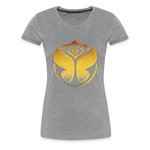 Tomorrowland - Vrouwen Premium T-shirt