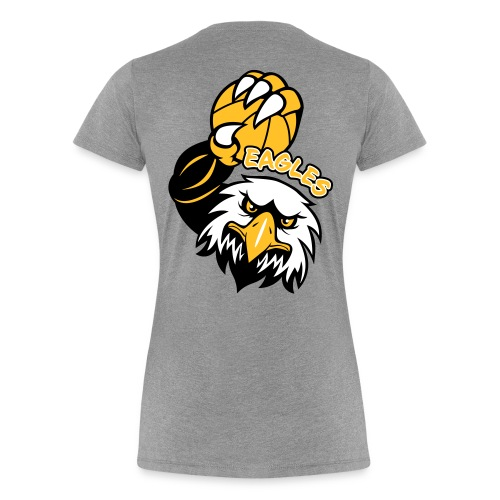 Eagles Basketball - T-shirt Premium Femme