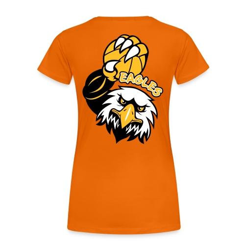 Eagles Basketball - T-shirt Premium Femme