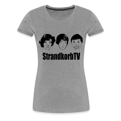 Tshirt vorne 2 png - Frauen Premium T-Shirt