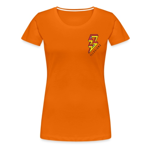 ♂ Lightning - Frauen Premium T-Shirt