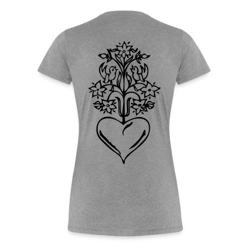 Spielscharbaum - Frauen Premium T-Shirt