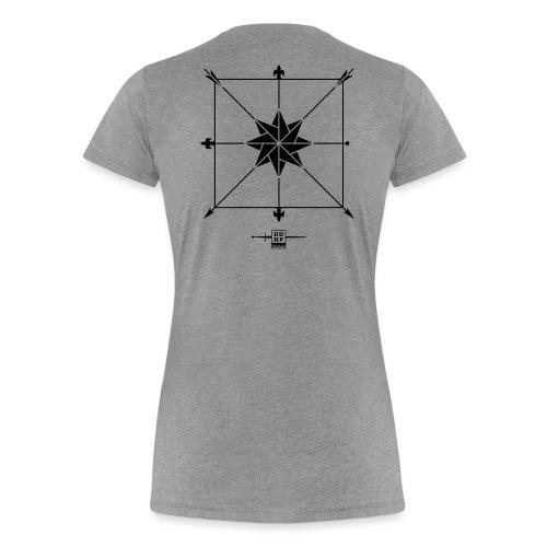 Dussack Cuts Meyer 1 - Frauen Premium T-Shirt