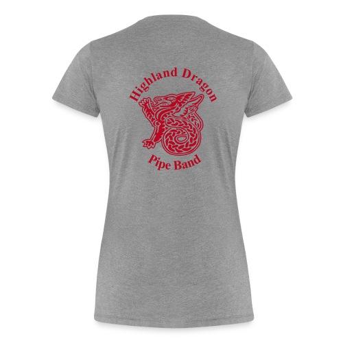 pipeband - Frauen Premium T-Shirt