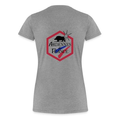 ardennesdefrance2 - T-shirt Premium Femme