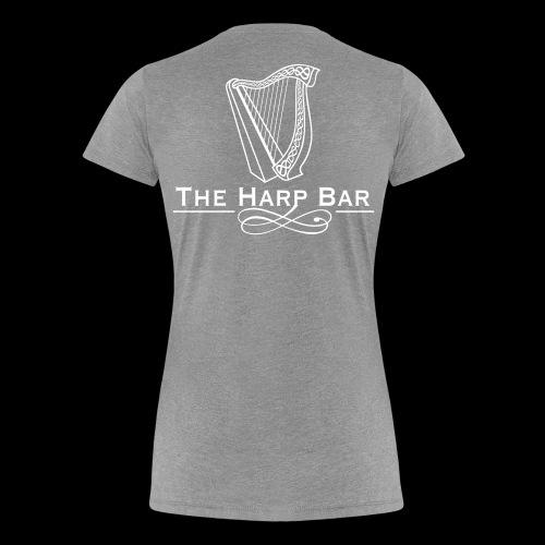 Logo The Harp Bar Paris - T-shirt Premium Femme