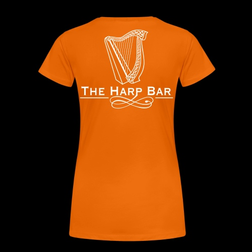 Logo The Harp Bar Paris - T-shirt Premium Femme