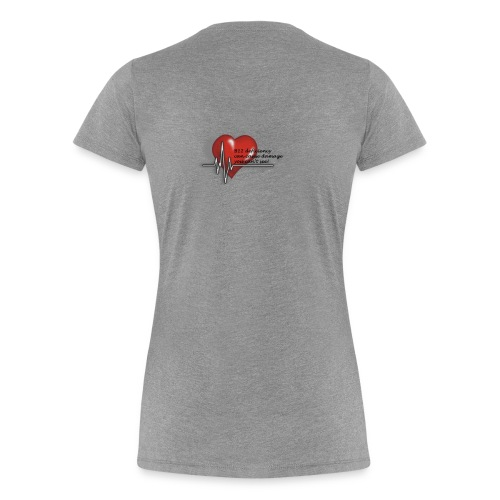 cardiac B12 - Women's Premium T-Shirt