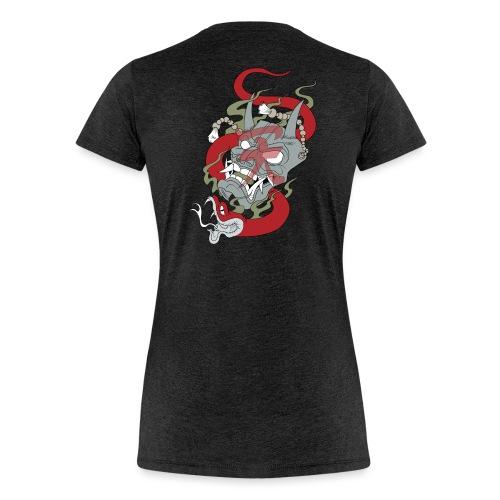 Démon - T-shirt Premium Femme