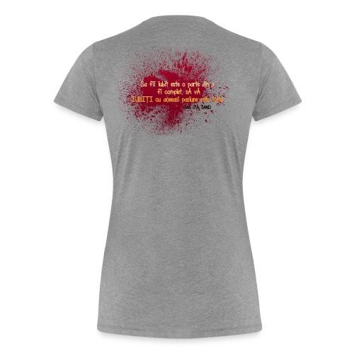 Citat SSm ONE - Camiseta premium mujer