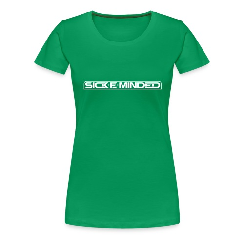 Artist: Sick-E Minded - Women's Premium T-Shirt