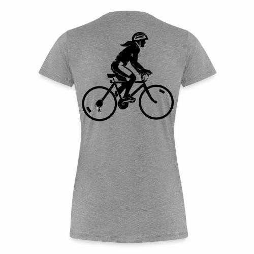 RedSunshineFitness - Bike - Frauen Premium T-Shirt