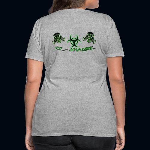 CC-Analyse - Frauen Premium T-Shirt
