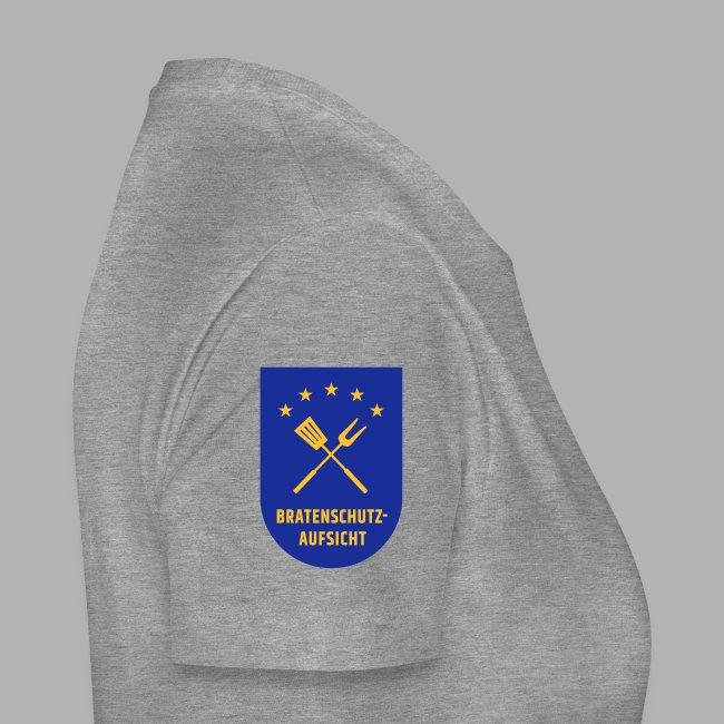 EU Bratenschutz-Aufsicht Dienstabzeichen blau