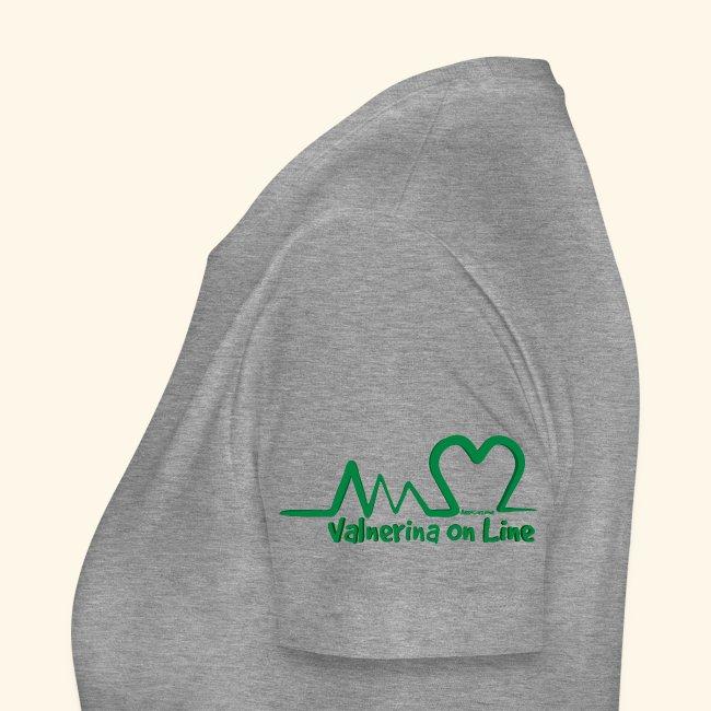 Valnerina On line APS logo verde