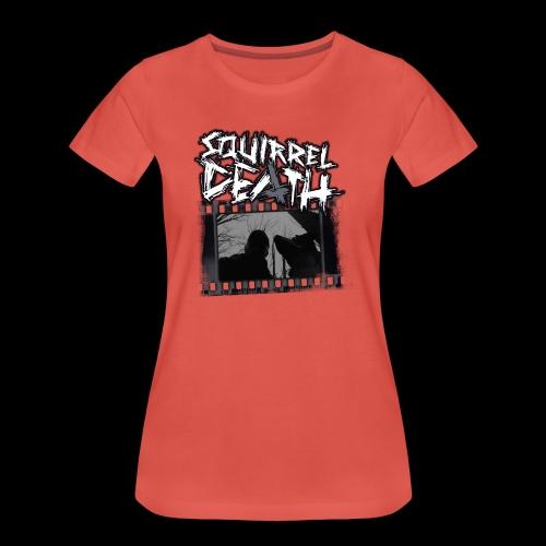 SQUIRREL DEATH - Band - Frauen Premium T-Shirt