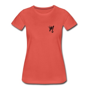 OFFICIAL ITZMANZEY (TOPS AND HOODIES) - Women's Premium T-Shirt