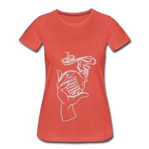 Le niais bomb - T-shirt Premium Femme