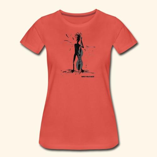 Stanley , Bassist - Women's Premium T-Shirt