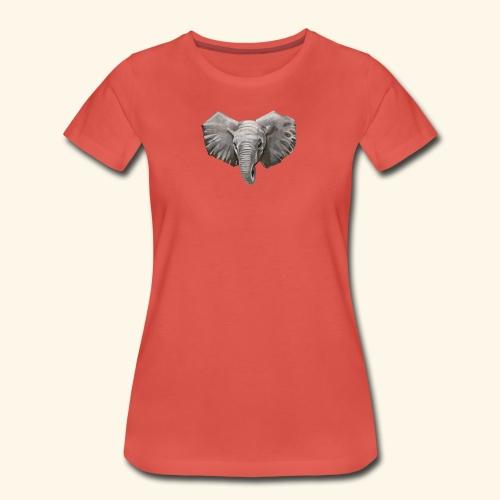 Little Elephant Ears - Women's Premium T-Shirt