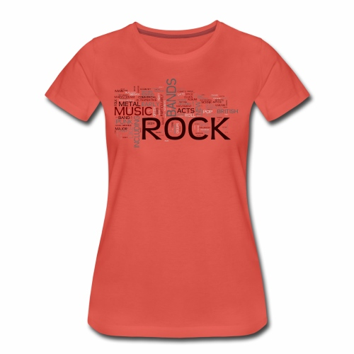 rockwords - Frauen Premium T-Shirt