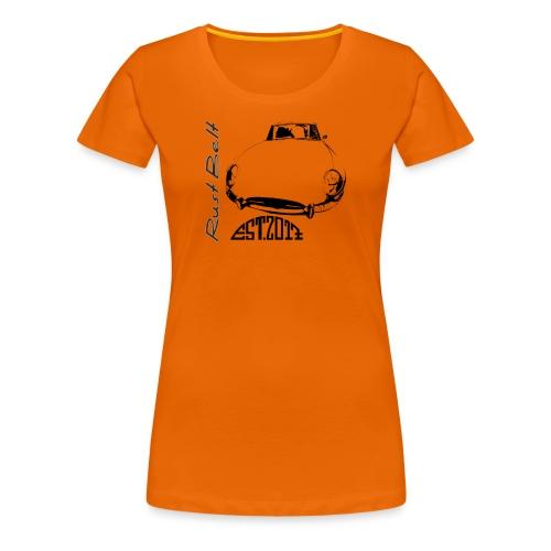 Klassische Sportwagen - Frauen Premium T-Shirt