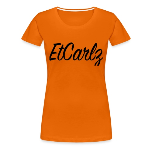 EtCarlz fancy - Women's Premium T-Shirt