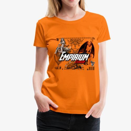 Anges et demons - T-shirt Premium Femme