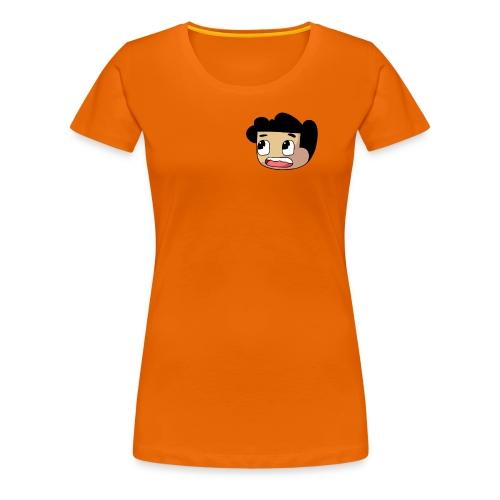 Smile Hoodie! - Women's Premium T-Shirt