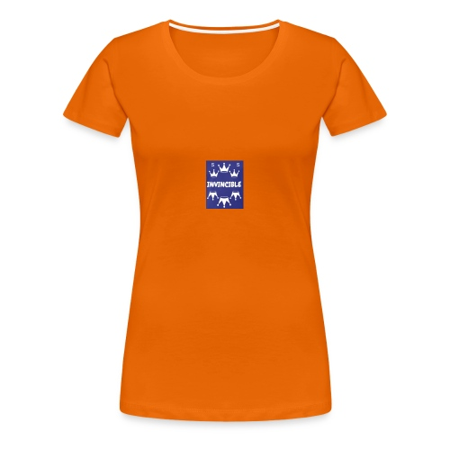 Invincible - T-shirt Premium Femme
