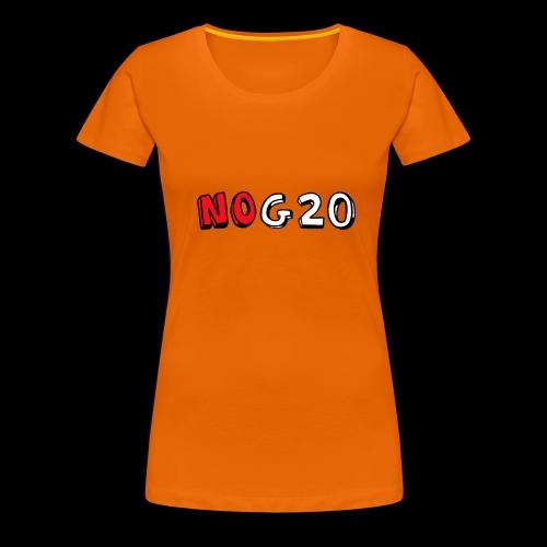 NOG20 - Frauen Premium T-Shirt