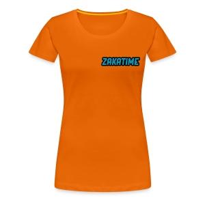 zakatime - Vrouwen Premium T-shirt